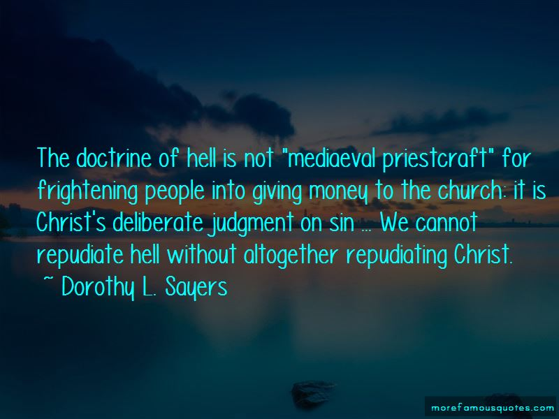 Church And Money Quotes Pictures 4
