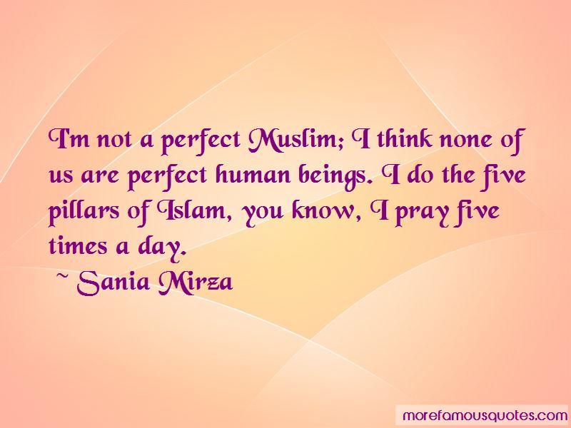 Five Pillars Of Islam Quotes