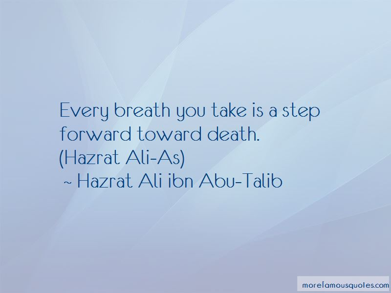 Hazrat Ali Rz Quotes