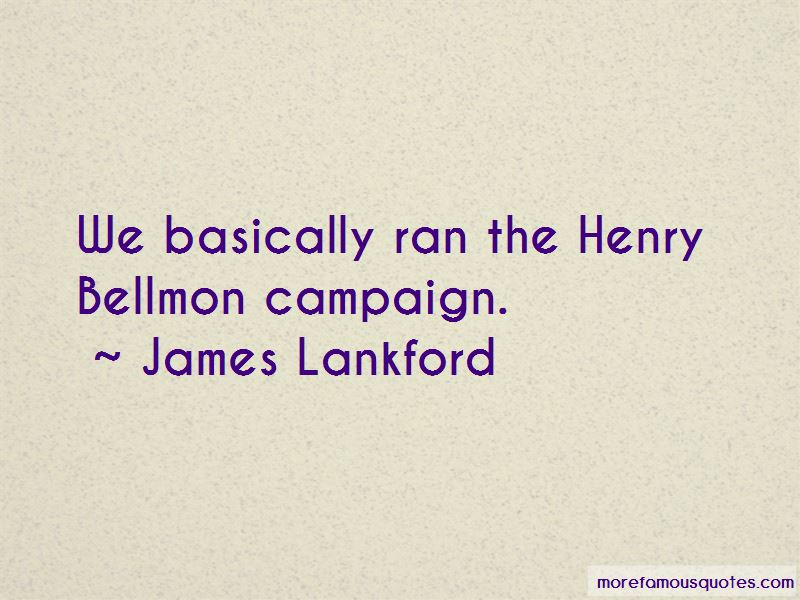 Henry Bellmon Quotes