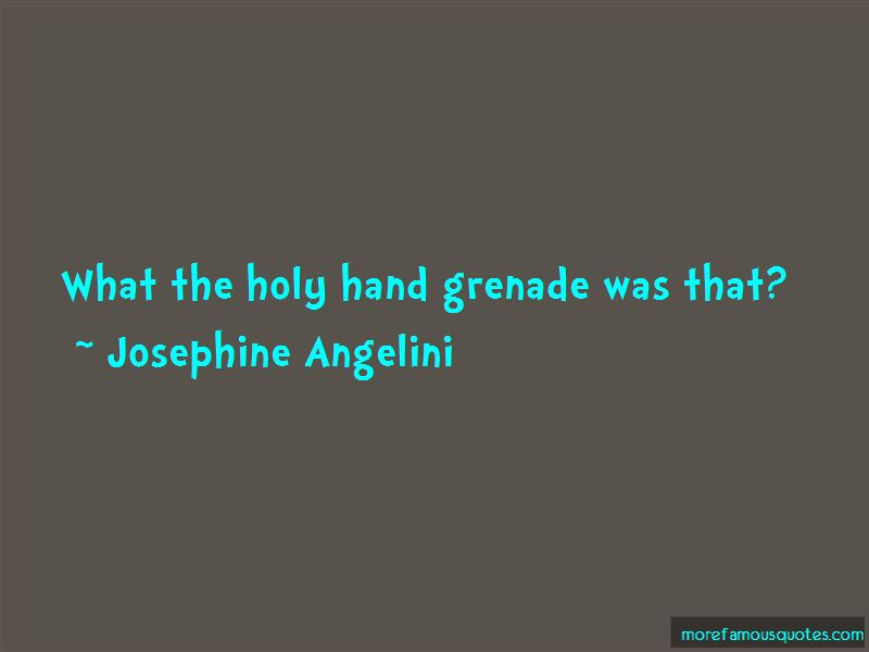 Holy Hand Grenade Quotes Pictures 2