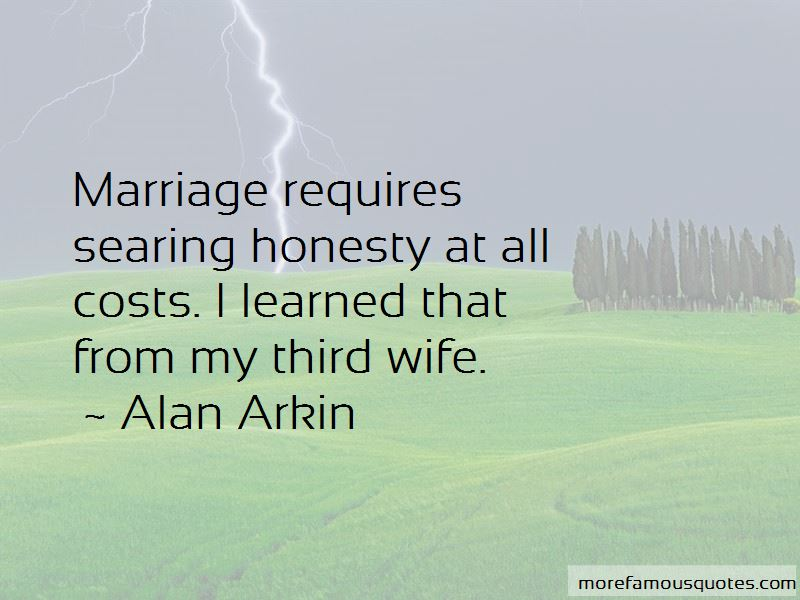 Honesty And Marriage Quotes Pictures 2