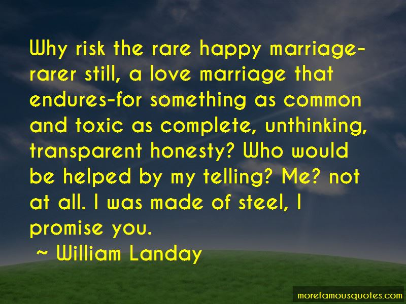 Honesty And Marriage Quotes Pictures 3