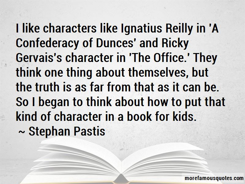 Ignatius P Reilly Quotes