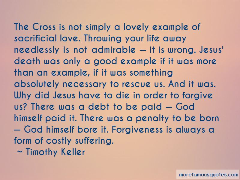 In Order To Forgive Quotes Pictures 3