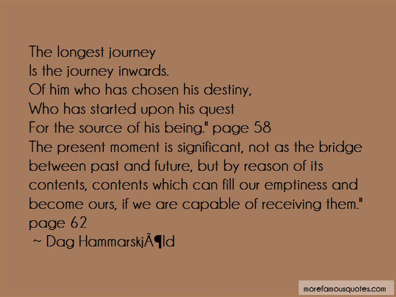 Journey Inwards Quotes