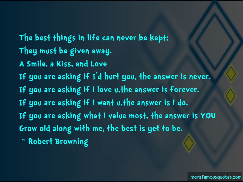 Kiss And Love Quotes
