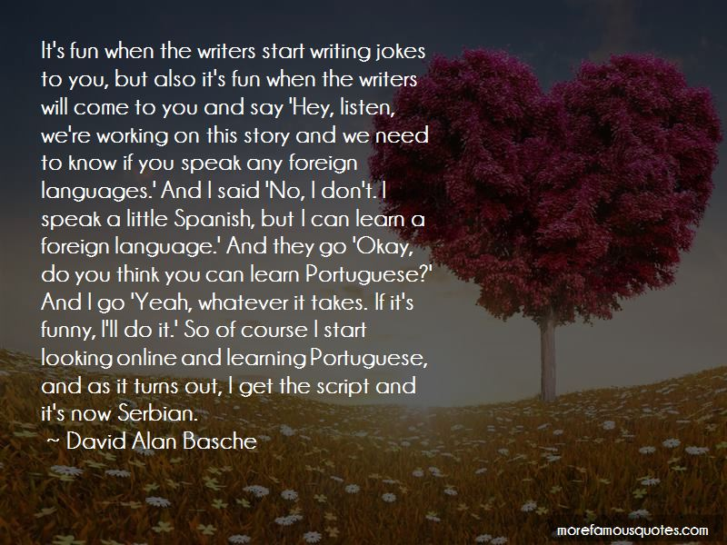 Language Learning Funny Quotes
