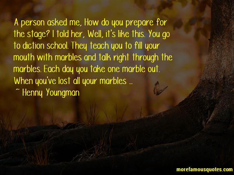 Lost Your Marbles Quotes Pictures 3
