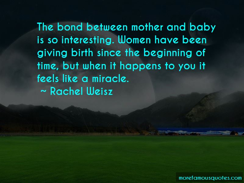 Mother And Baby Quotes
