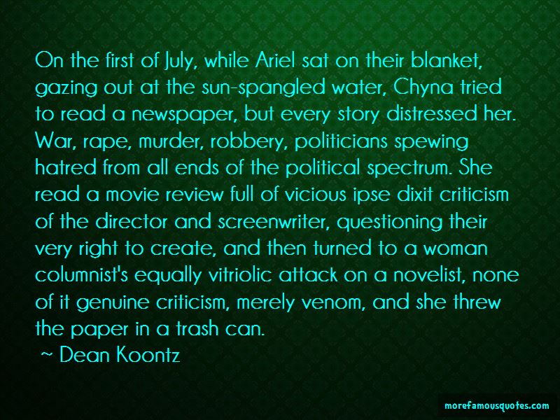 Movie Robbery Quotes