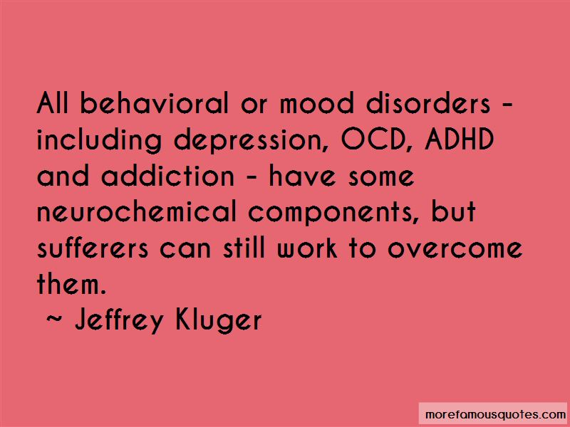 Quotes About Adhd Disorders