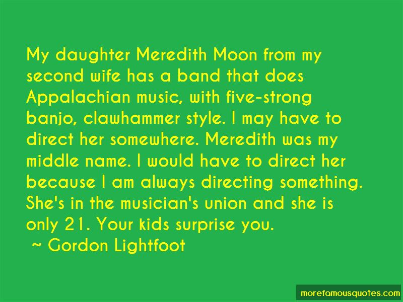 Quotes About Appalachian Music