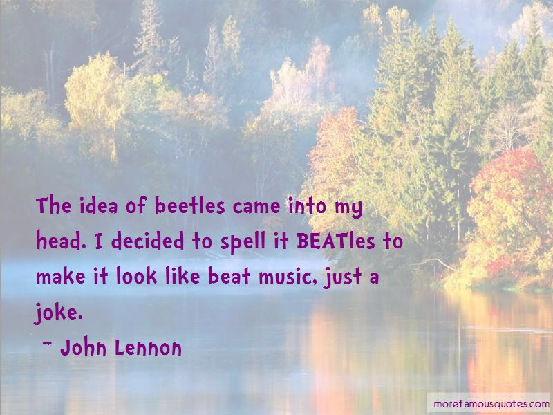 Quotes About Beatles