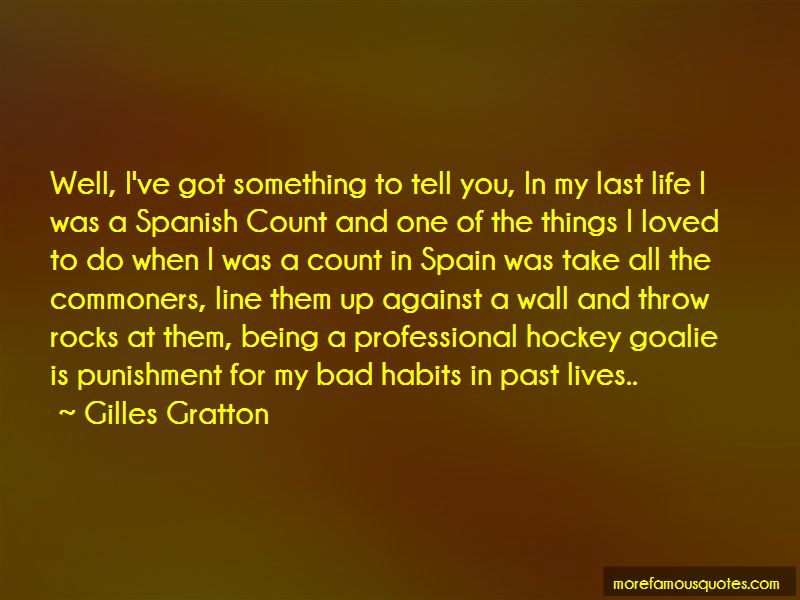 Being A Goalie Quotes Pictures 1