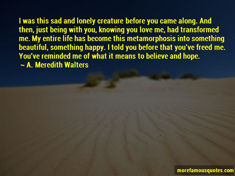Quotes About Being Lonely And Sad