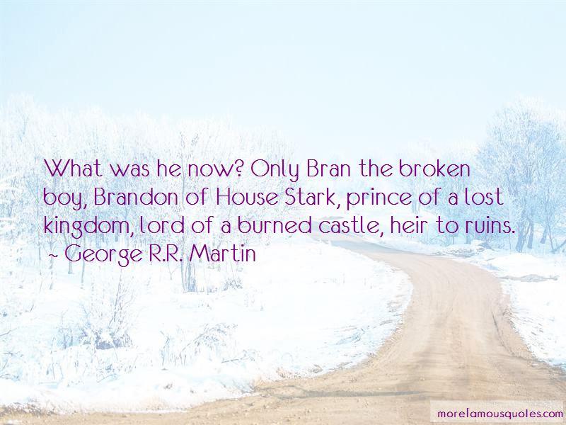 Bran Stark Quotes Pictures 3