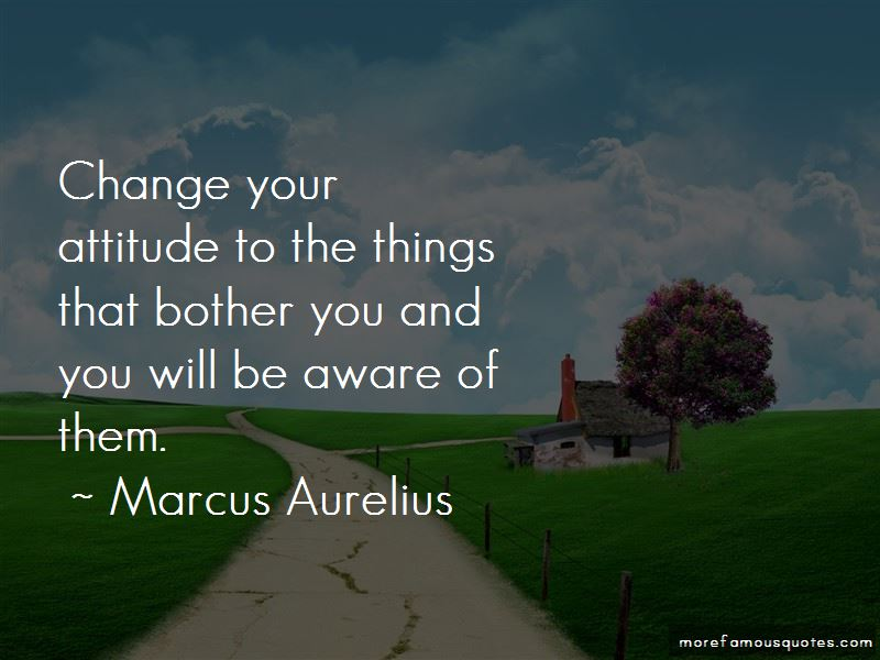 Quotes About Change Your Attitude