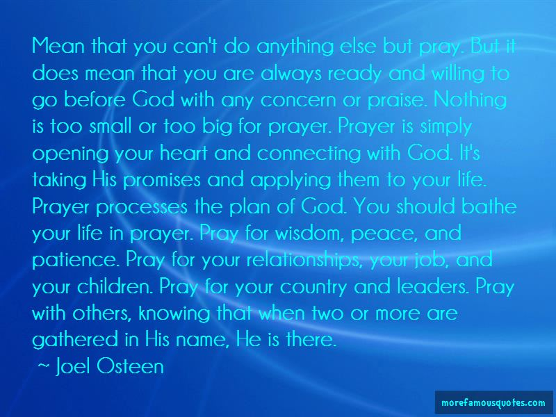 Quotes About Connecting With God