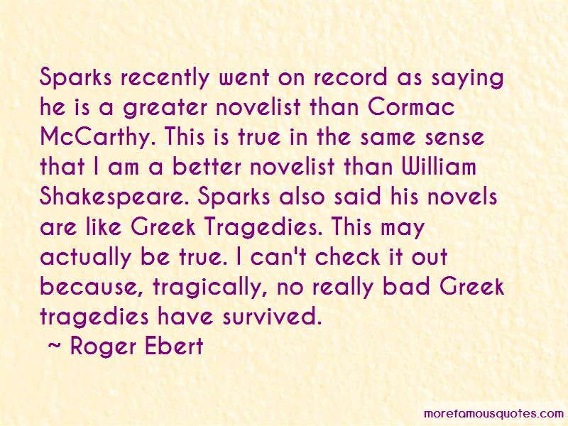 Quotes About Cormac Mccarthy