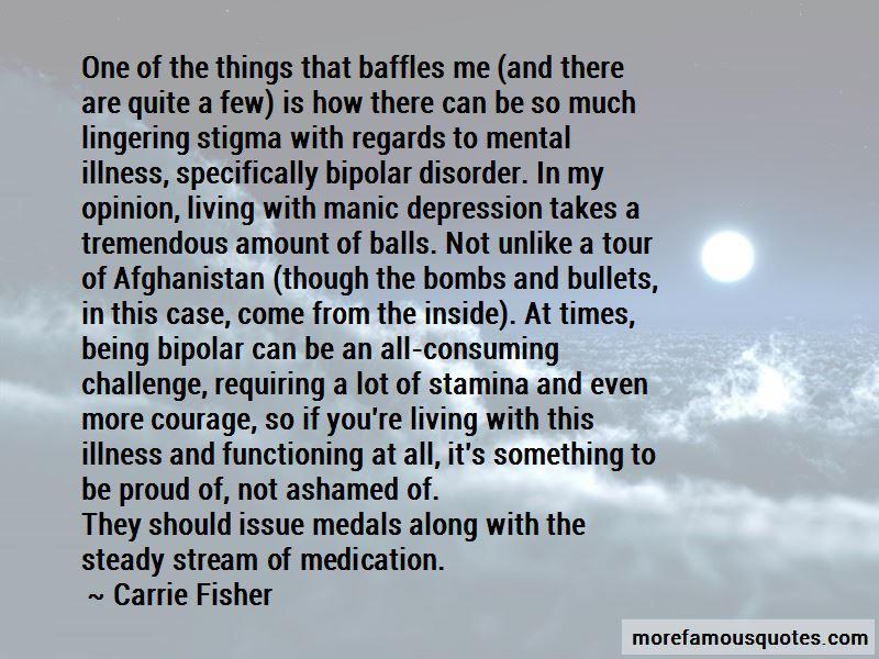 Quotes About Depression Stigma