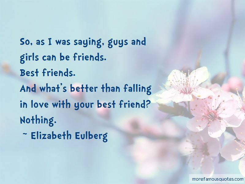 Falling For Your Best Friend Quotes Pictures 4