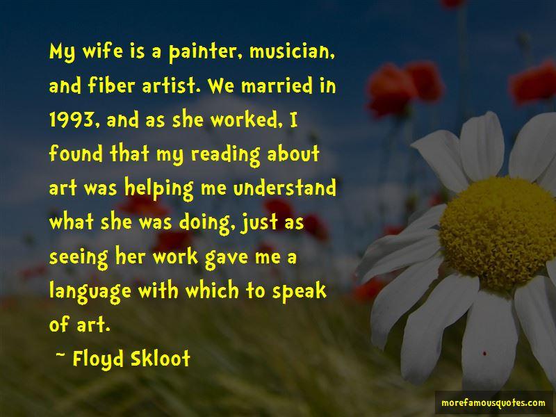 Quotes About Fiber Art