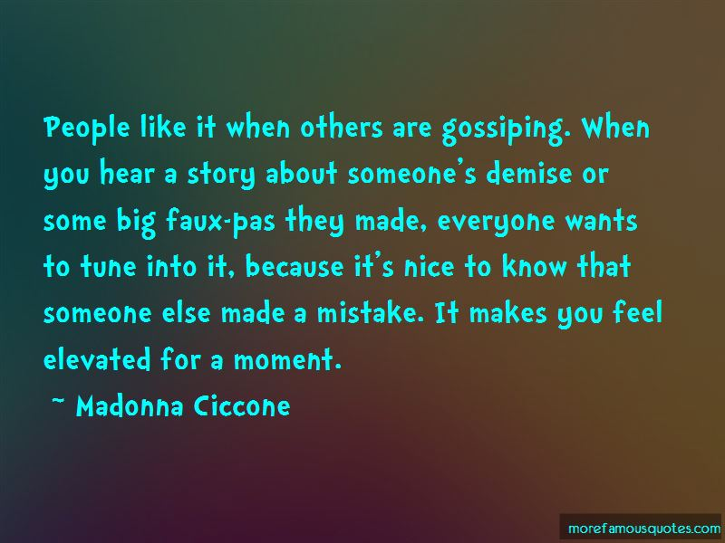Gossiping About Others Quotes Pictures 4
