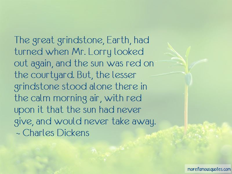 Quotes About Grindstone