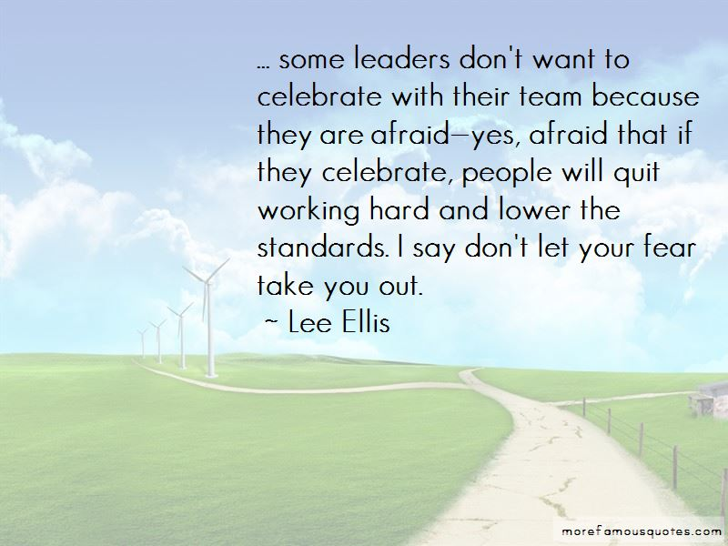 Quotes About Hard Working Leaders