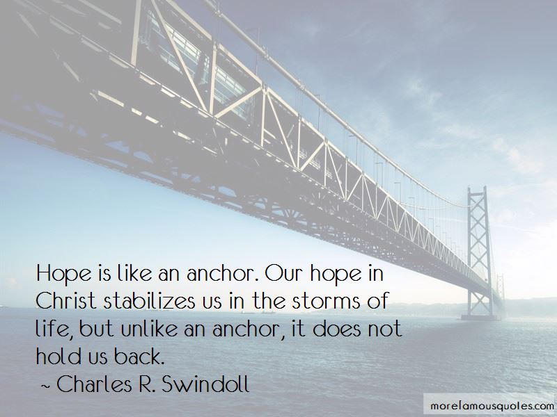 Quotes About Hope In Christ