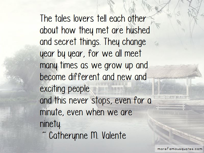 How Things Change In A Year Quotes Pictures 3
