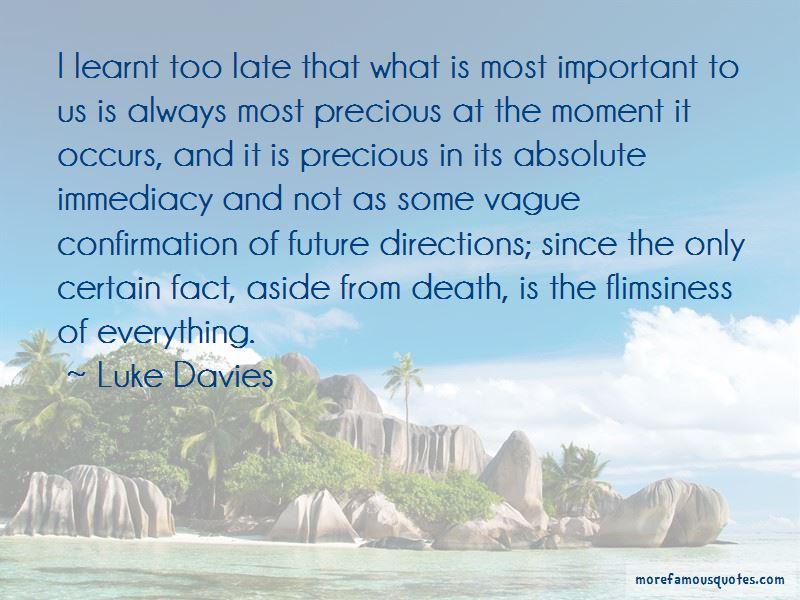 Immediacy Quotes Pictures 2