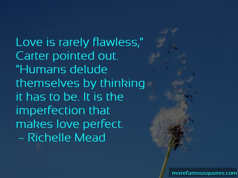 Quotes About Imperfection In Humans