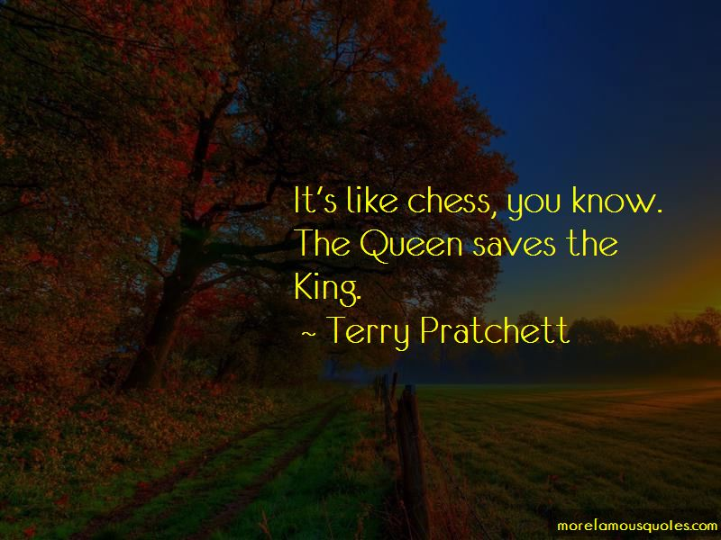 Quotes About King And Queen In Chess