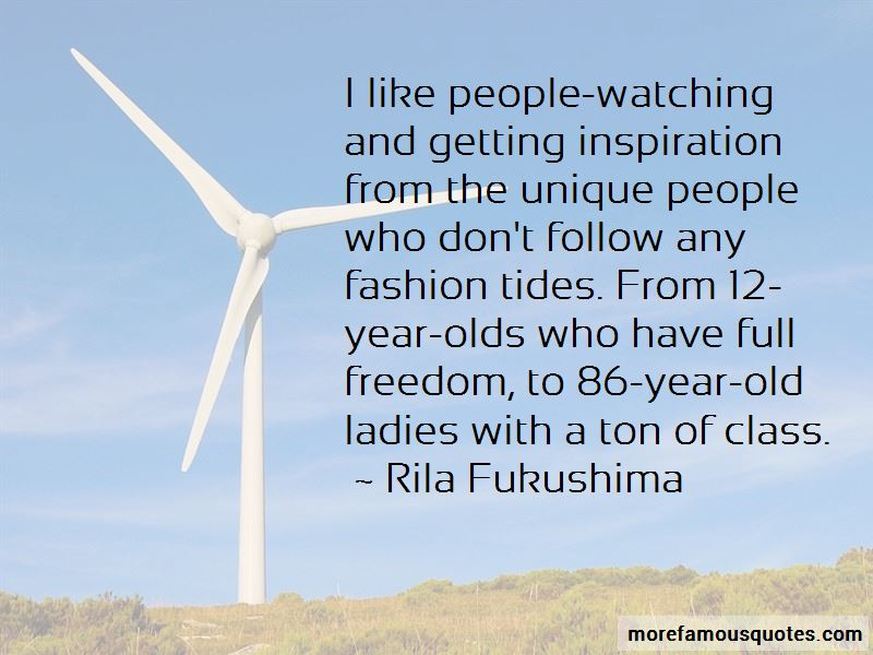 Quotes About Ladies And Class
