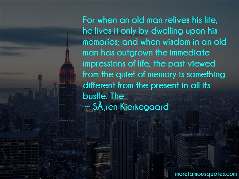 Quotes About Life The Past