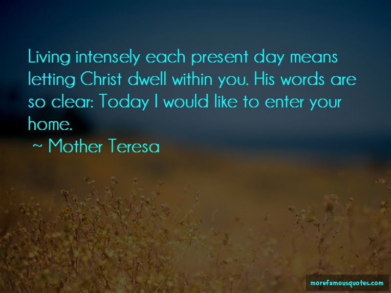 Living Intensely Quotes Pictures 2