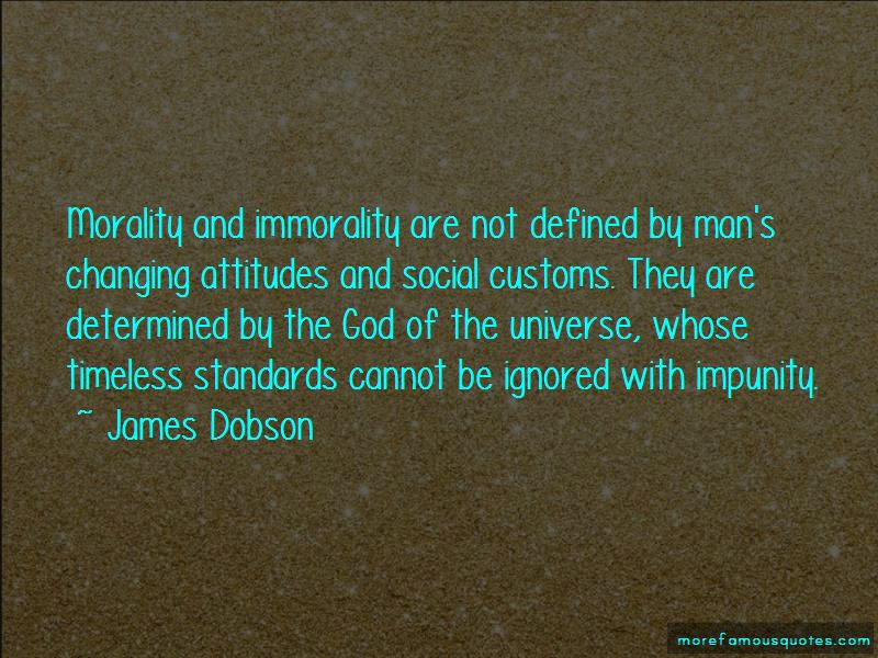 Quotes About Morality And Immorality