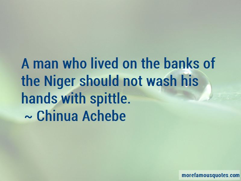 Quotes About Niger