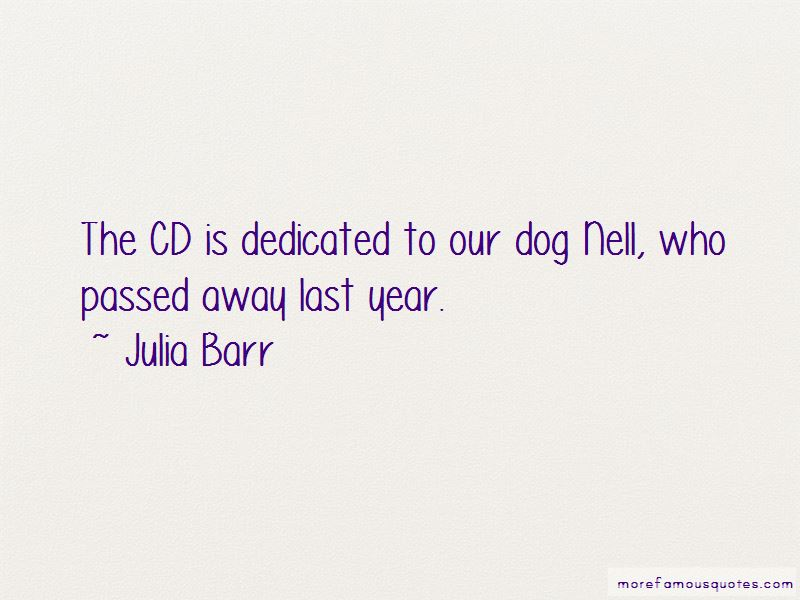 Quotes About Passed Away Dog
