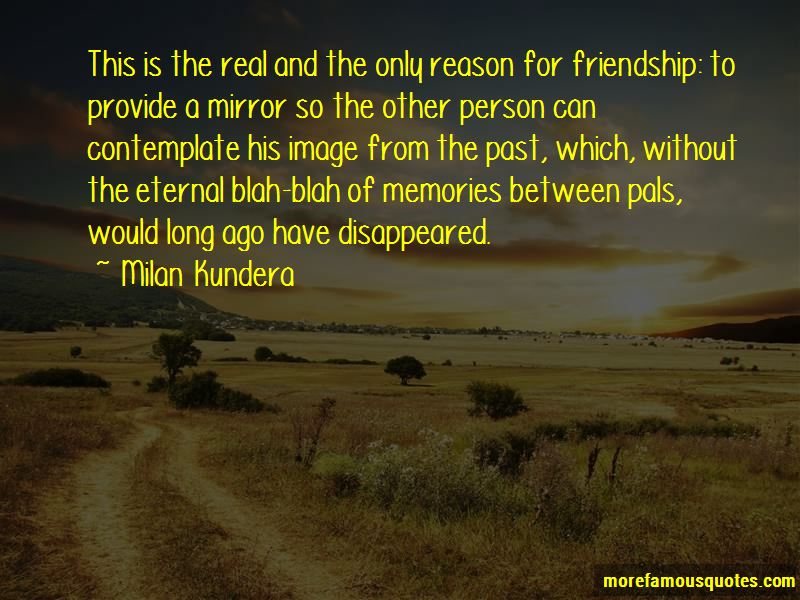 Past Memories Of Friendship Quotes Pictures 3