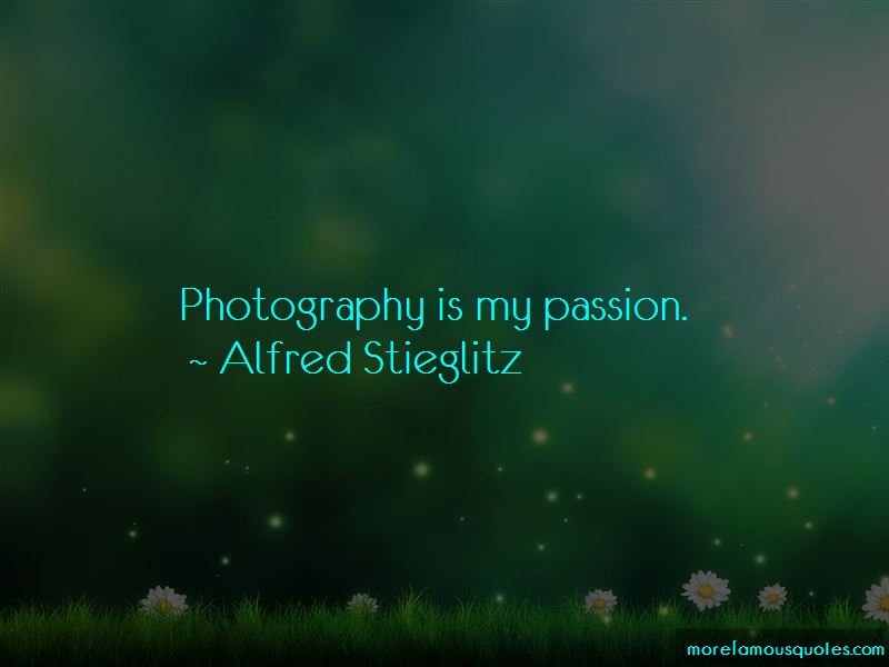 Quotes About Photography Passion
