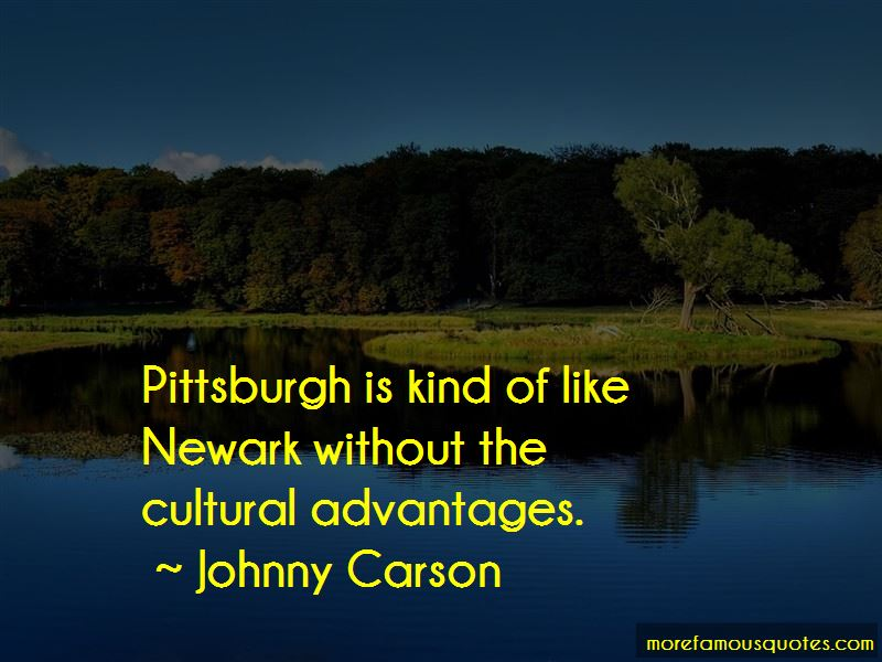 Quotes About Pittsburgh Pa