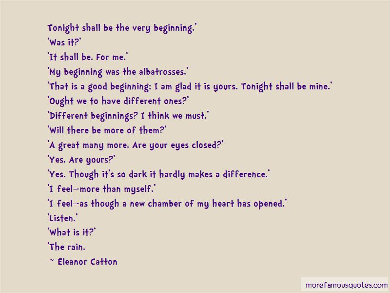 Quotes About Rain And New Beginnings