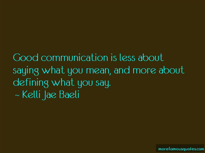 Quotes About Saying Less Is More: Top 48 Saying Less Is