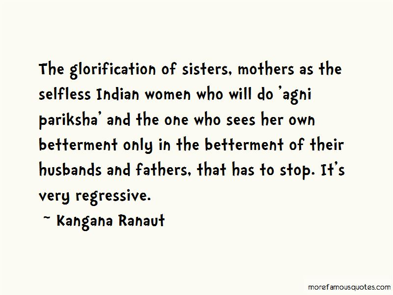Quotes About Selfless Mothers