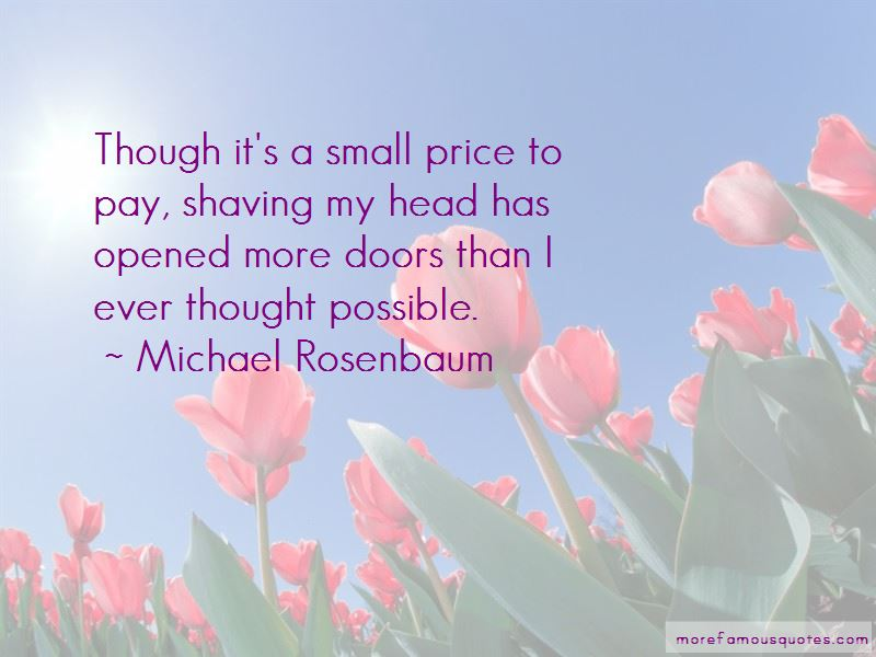 Quotes About Shaving Head