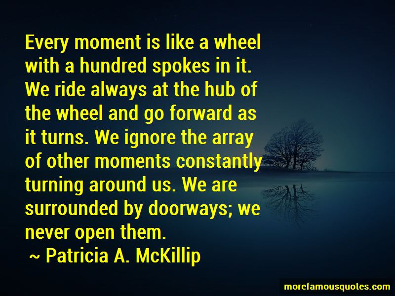 Spokes On A Wheel Quotes Pictures 2