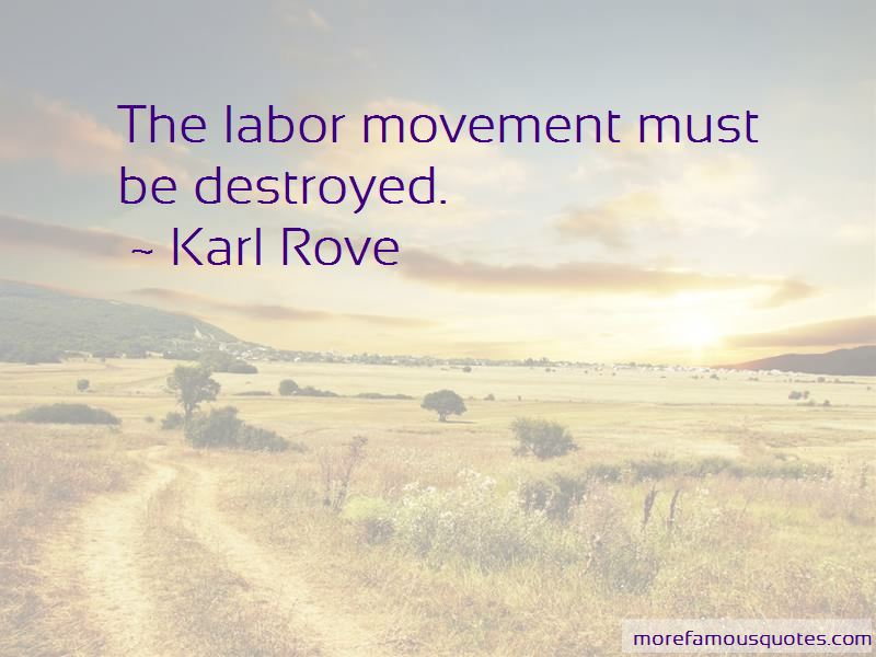 Quotes About The Labor Movement